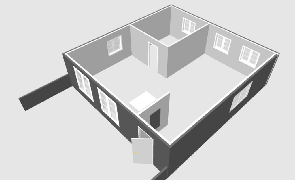 Unser Haus in Lappland -- Hausplanung