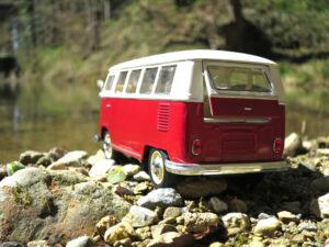 Paul und seine Frau waren mit einem Camper unterwegs