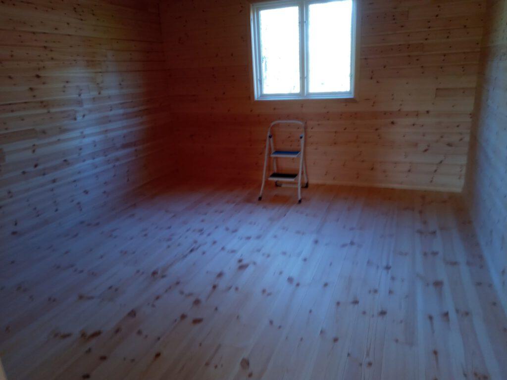 Das Schlafzimmer ist fertig!