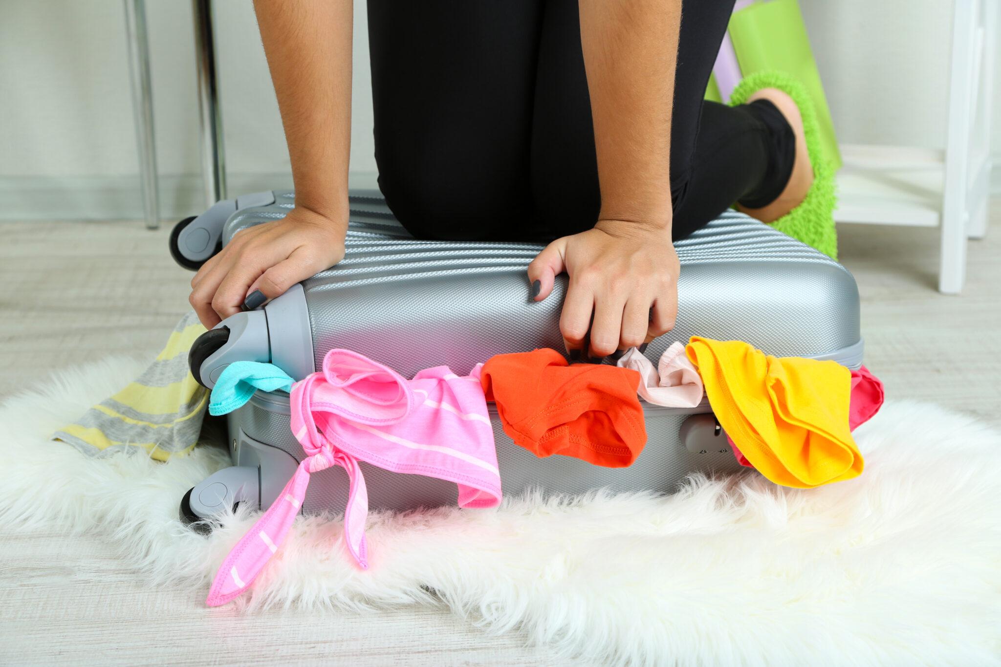 Entscheidungsfreude? Fehlanzeige! Tasche packen ist schwierig